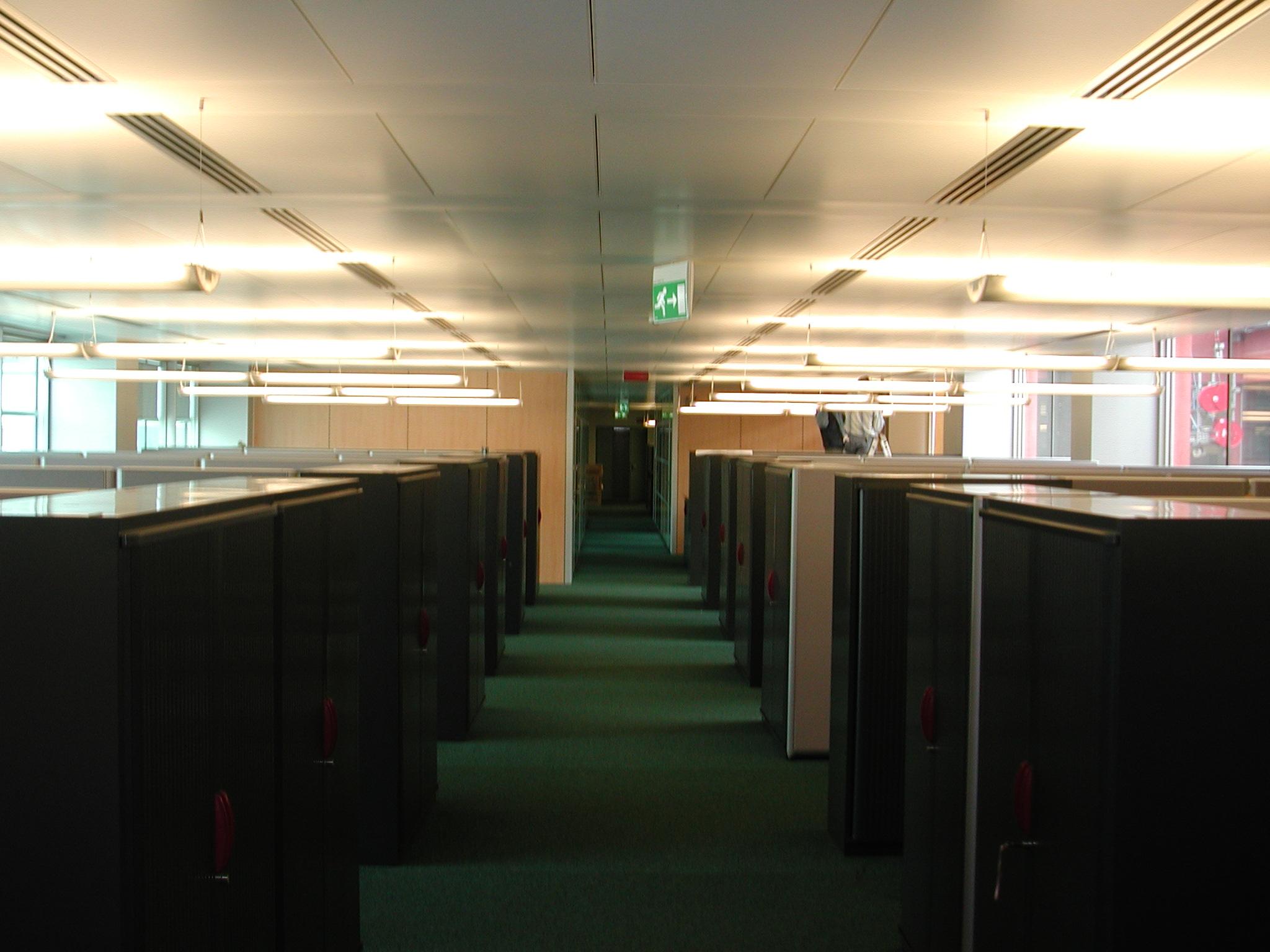 GE Healthcare Milano - uffici operativi