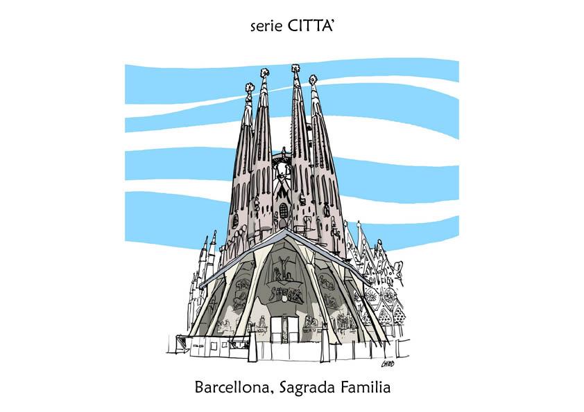 serie CITTA' Barcellona